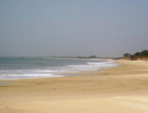 Varela spiaggia